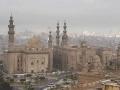 321-cairo sultan hassan moschee von zitadelle