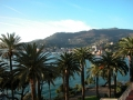 10-Strand von Santa Margherita Sicht aus Hotel Continental